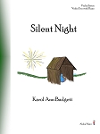 Silent Night - By Karol Ann Badgett: Violin Trio with Piano Elementary Sheet Music